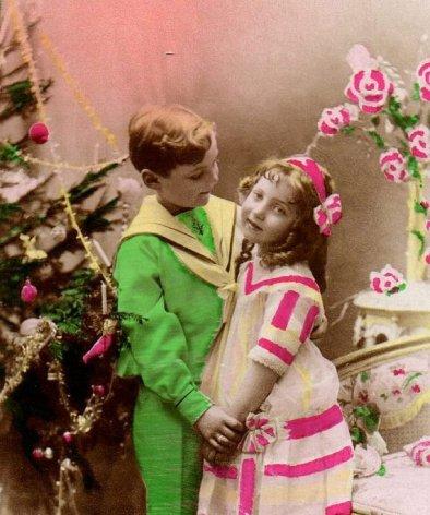 https://www.etsy.com/ca/listing/211762535/sweet-vintage-christmas-greetings-real?