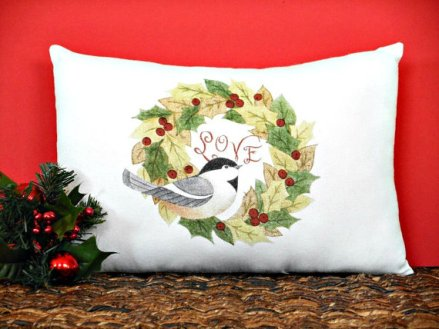 https://www.etsy.com/listing/472053300/christmas-bird-accent-pillow-chickadee?