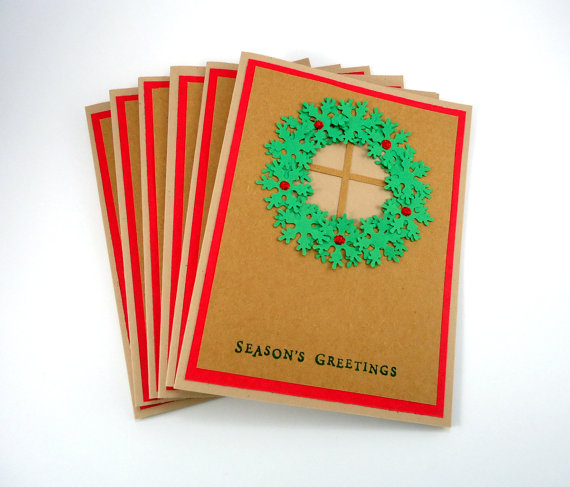 https://www.etsy.com/listing/163128263/christmas-card-set-holiday-card-set?