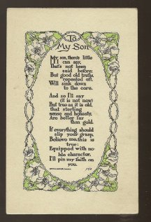 https://www.etsy.com/ca/listing/472941938/vintage-postcard-to-my-son-koehler-poem?