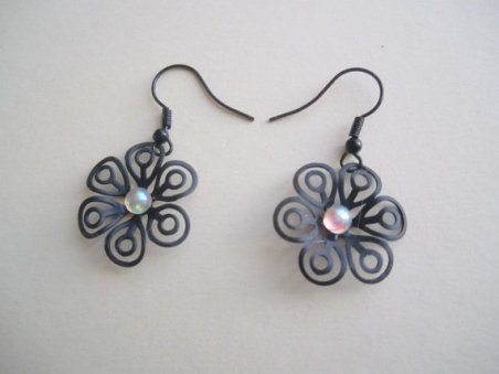 https://www.etsy.com/ca/listing/174031979/black-filigree-flower-earrings-black?