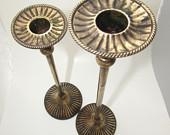 https://www.etsy.com/ca/listing/387456292/brass-candlesticks-vintage-pillar-style?