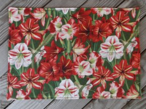https://www.etsy.com/ca/listing/481061169/amaryllis-christmas-fabric-placemats?