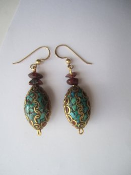 https://www.etsy.com/ca/listing/224276479/goldplated-turquoise-earrings-oriental?