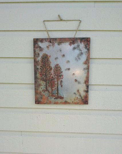 https://www.etsy.com/ca/listing/454197322/rusty-metal-magnet-board-rusted?