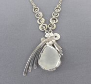 https://www.etsy.com/ca/listing/473790787/beach-glass-necklace-intricate-sterling?