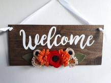 https://www.etsy.com/ca/listing/546269460/handmade-welcome-sign-entryway-home?