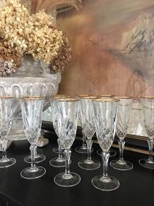https://www.etsy.com/ca/listing/558422336/crystal-champagne-flutes-gold-rims?