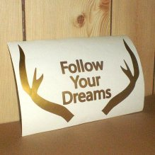 https://www.etsy.com/ca/listing/555947133/a-quote-vinyl-decal-with-deer-antlers?