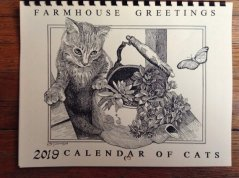 https://www.etsy.com/ca/listing/552361507/cats-calendar-2019-farmhouse-greetings?
