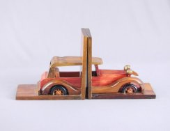 https://www.etsy.com/ca/listing/595542140/bookend-car-wood-and-painted-bookends?