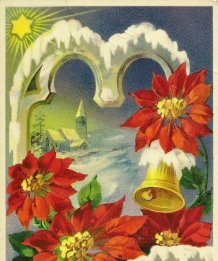 https://www.etsy.com/ca/listing/578777661/red-poinsettia-golden-bell-and-church?