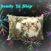https://www.etsy.com/ca/listing/661227455/christmas-pillow-cover-two-kittens-in?