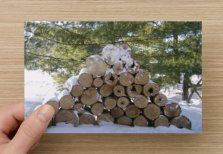 https://www.etsy.com/ca/listing/113610601/snow-covered-winter-wood-pile-art?